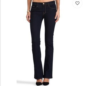 NEW J Brand Brooke Jeans Bootcut Starless 81170216
